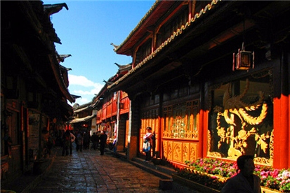 【印象丽江,阳光下的大理洱海5日游】畅游丽江古城、玉龙雪山、双廊