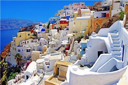 【希腊6晚8日浪漫之旅】邂逅蓝白小镇 在爱琴海看最美日落