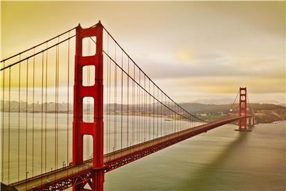 【美国西部9晚11天 蔚蓝海岸】深度探访旧金山 畅游加州1号公路